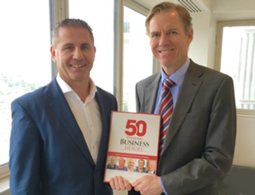 The Invoice Market Joins Book Launch on Heroic Business Men and Women of Australia